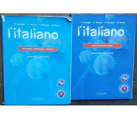 L'italiano e non solo... - AA.VV. - CEDAM,2006 - R