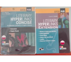 Literary Hyperlinks concise; Extenson;digital book - Maglioni,Thomson,Corrado-A