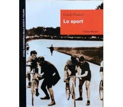 Lo Sport - Guido Panico,  1998,  Editori Riuniti
