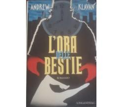 L'ora delle bestie - Andrew Klavan ,1993 - C