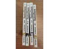 Lotto 4 manga PandoraHearts - Jun Mochizuki - Square Enix - 2006 - AR