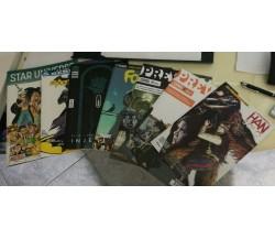 Lotto 7 fumetti - Aa. Vv. - 2016 - Panini Comics - lo