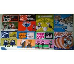 Lotto 8 Comics Box (5 de Luxe) ANDY CAPP - Reg Smythe - Ed. Corno, anni '70  - L