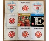 Lotto 9 volumi Enoselezione - AA. VV. - 1970 - AR
