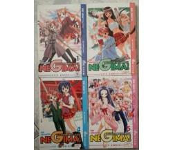 Lotto Negima 1-2-4-5 - Akamatsu - 2005 - Yatta Comics - lo