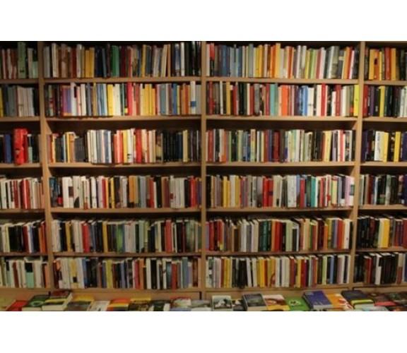 Lotto stock 100 libri misti tutti diversi