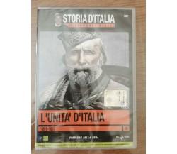 L'unità d'Italia 01 DVD - G. Minoli - Corriere della Sera - 2006 - AR