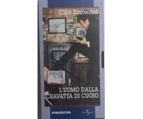 L'uomo dalla cravatta di cuoio VHS di Clint Eastwood, 1998, Deagostini