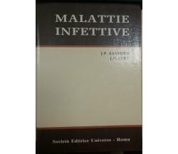 MALATTIE INFETTIVE - SANFORD/LUBY - UNIVERSO - 1985 - M