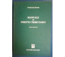 MANUALE DI DIRITTO TRIBUTARIO - Pasquale Russo - Giuffre, 1999 - L
