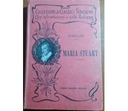 MARIA STUART - SCHILLER - HOEPLI - 1913 - M