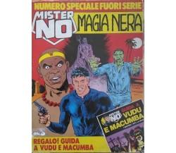 MISTER NO SPECIAL - Supplemento Numero 134 - Anno 1986 - Magia Nera