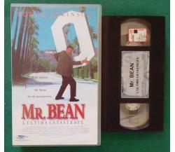 MR.BEAN L'Ultima Catastrofe rowan atkinson-Vhs-1998-FILM Ita Comico-F