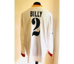 Maglia preparata match issued. Billy - Lecce 2002 - 2003