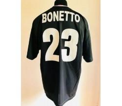 Maglia preparata match issued. Bonetto Ascoli 2002 - 2003