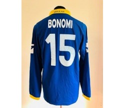 Maglia preparata match issued. Bonomi Verona 2005-2006