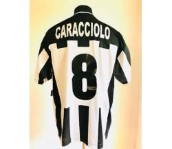 Maglia preparata match issued. Caracciolo Ascoli 2002-2003