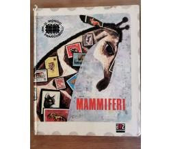 Mammiferi - R. Anderson - Amz editrice - 1969 - AR