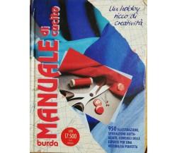 Manuale di cucito di Verlag Burda,  Offenburg -D