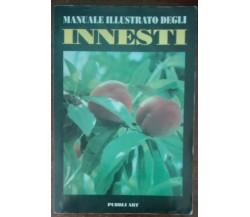 Manuale illustrato degli innesti - AA.VV. - Pubbli art, 1993 - A