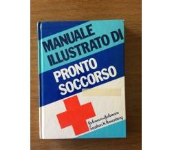 Manuale illustrato di pronto soccorso -S. Rosenberg - Johnson & Johnson -1985-AR