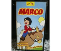 Marco , su e giù per Genova , non sono un vigliacco - Vhs 2000-Junior -F