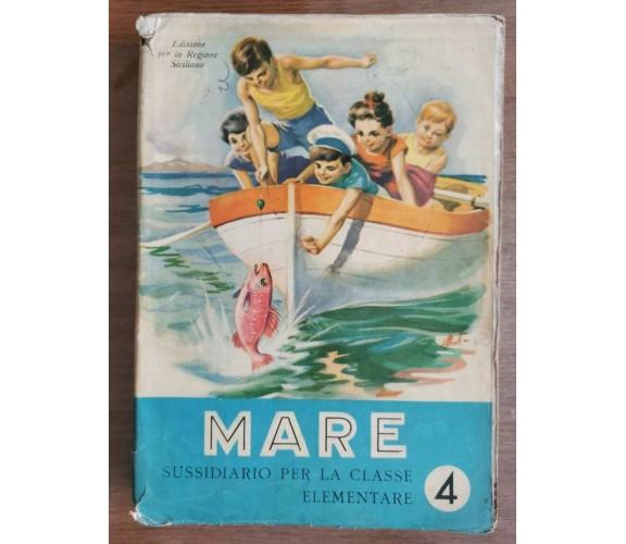 Mare 4 - AA. VV. - Ariston edizioni - 1956 - AR