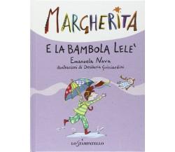 Margherita e la bambola Lelè - Emanuela Nava,  2020,  Lo Stampatello