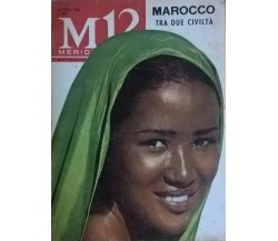 Marocco - tra due civiltà(M12 1966) Ca