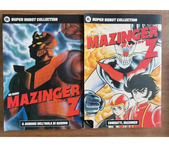 Mazinger 2 e 3 di 9 - Go Nagai - Kodansha - 2016 - AR