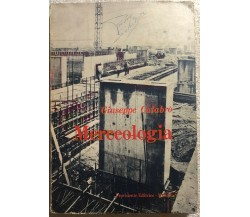 Merceologia di Giuseppe Calabrò,  1985,  Provvidente Editrice - Messina