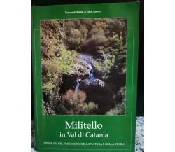 Militello in Val di Catania  di Francesco Alaimo,  Fabio Orlando Editore- F