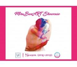 MiraBanART Showcase (I Season, 2018-2019) di Miraban Ltd,  2020,  Youcanprint
