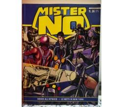 Mister No n°36 di A.a.v.v,  2010,  Sergio Bonelli Editore-F