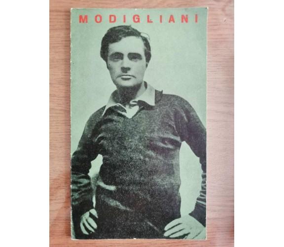 Modigliani - Comune di Livorno - 1970 - AR