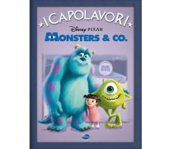 Monsters e Co - Walt Disney -  The Walt Disney Company Italia , 2013 - C