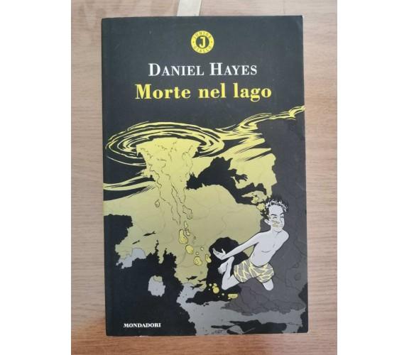 Morte nel lago - D. Hayes - Mondadori - 1993 - AR