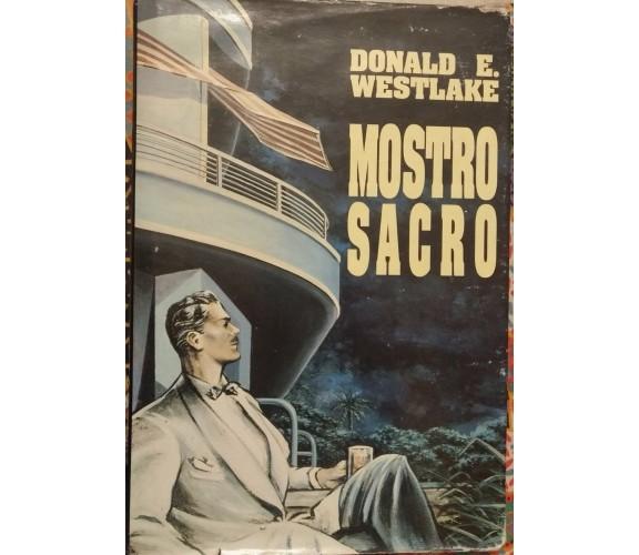 Mostro sacro - Donald Westlake,1991, Interno Giallo Editore - S