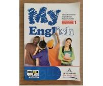 My English 1 - AA. VV. - Mondadori - 2014 - AR