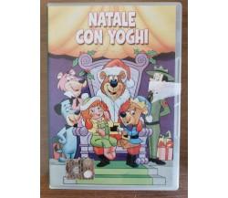 Natale con Yoghi DVD - H. Barbera - Warner Bros - AR
