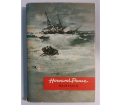 Naufragio - Howard Pease - Editorial Molino - 1961 - G