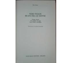 Nero Wolfe beato fra le donne - Rex Stout - Club degli editori, 1952 - A