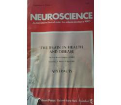Neuroscience - Aa. Vv. - 1982 - Abstracts - lo