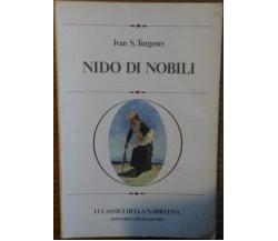 Nido di nobili - Ivan S. Turgenev,  1977,  Armando Curcio Editore