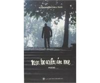 Non ho urla in me, poesie di Alessandro Dall'Olio,  2019,  Om Edizioni - ER