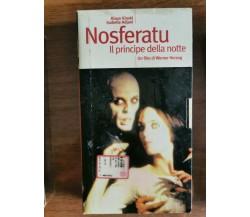 Nosferatu, Il principe della notte - W. Herzog - l'Unità - 1979 - VHS - AR