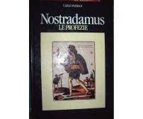 Nostradamus - Le profezie - Carlo Patrian ed. CDE 1978 rilegato