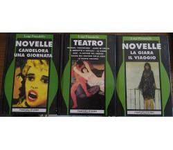Novelle - Teatro - Novelle - Luigi Pirandello,  1993,  Fratelli Melita