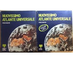 Nuovissimo atlante universale di Aa.vv., Fratelli Fabbri Editori