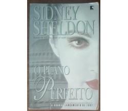 O plano perfetto - Sidney Sheldon - Record, 1997 - A